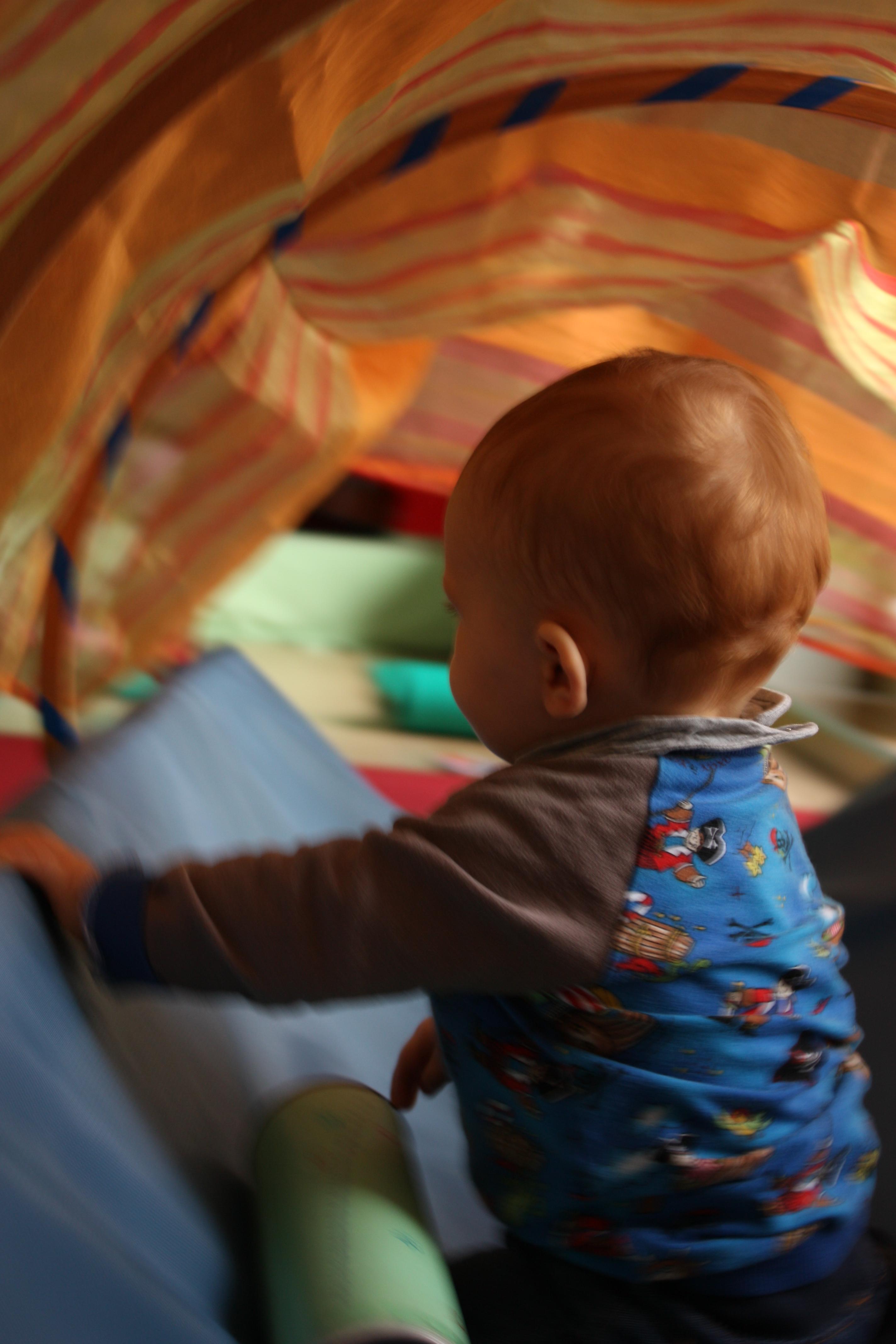 Bewegungsabenteuer | Eltern-Kind-Spielgruppe